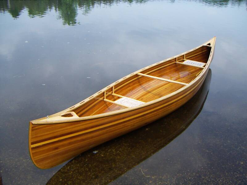 Demo Article About A Canoe
